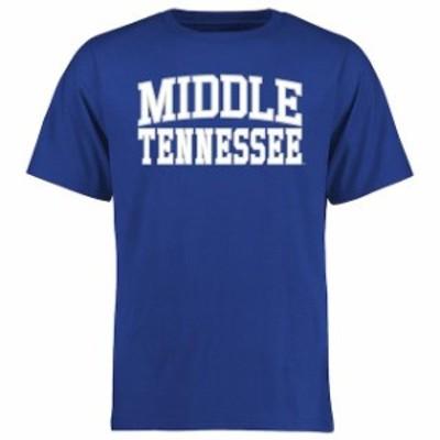 Fanatics Branded ファナティクス ブランド スポーツ用品  Mid. Tenn. St. Blue Raiders Royal Everyday T-Shirt