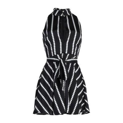 ファインダーズキーパーズ FINDERS KEEPERS ミニワンピース&ドレス ブラック S ポリエステル 100% ミニワンピース&ドレス