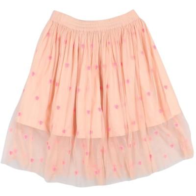 ステラ マッカートニー キッズ STELLA McCARTNEY KIDS スカート ピンク 10 リサイクルポリエステル 100% スカート