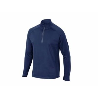 2XU:【メンズ】Ignition 3/4 Zip Thru Top【ツータイムズユー スポーツ トレーニング Tシャツ】