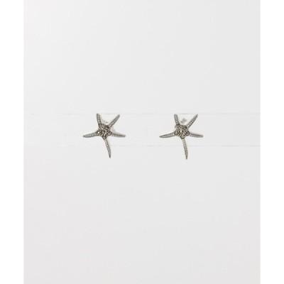 ピアス malet Star pierce