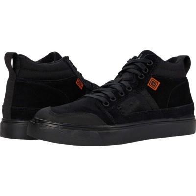 5.11 タクティカル 5.11 Tactical メンズ スニーカー シューズ・靴 Norris Sneaker Black