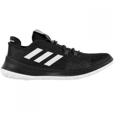 アディダス adidas メンズ スニーカー シューズ・靴 Sensebounce Ace Trainers Black/White