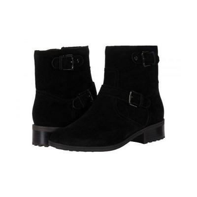 Easy Spirit イージースピリット レディース 女性用 シューズ 靴 ブーツ アンクル ショートブーツ Rella - Black 1