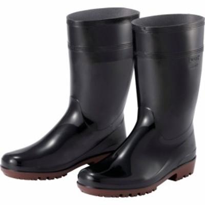 ミドリ安全 超耐滑長靴 ハイグリップ 26.0CM (1足) 品番:HG2000N-BK-26.0