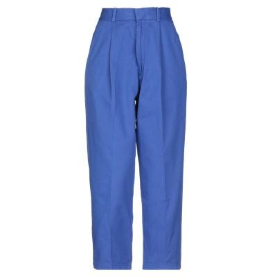 HAIKURE パンツ ブライトブルー 26 コットン 99% / ポリウレタン 1% パンツ
