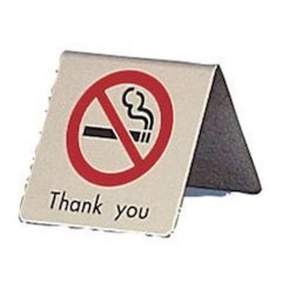 真鍮製 卓上禁煙サイン LG551-2 PSI13