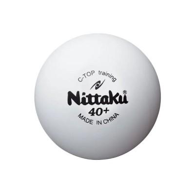 ニッタク NITTAKU Cトップトレ球 卓球 ボール NB-1466