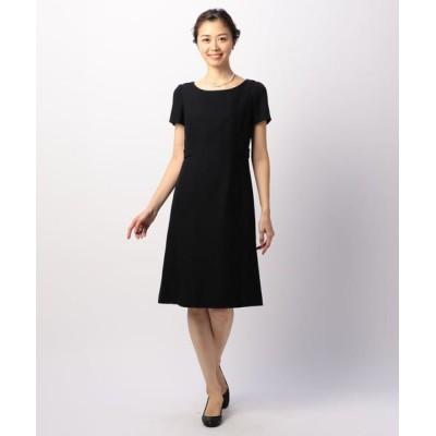 KEITH Lサイズ/キースエルサイズ バーズアイ ドレス ネイビー 42