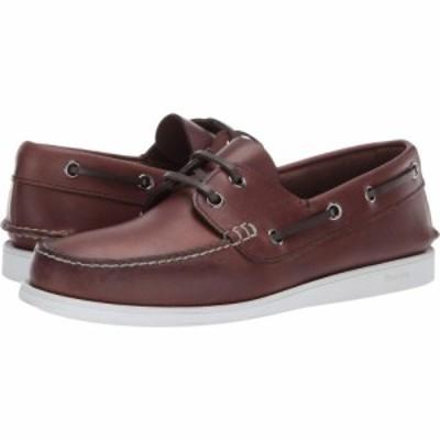 チャーチ Churchs メンズ シューズ・靴 Marske Boat Shoe Brown