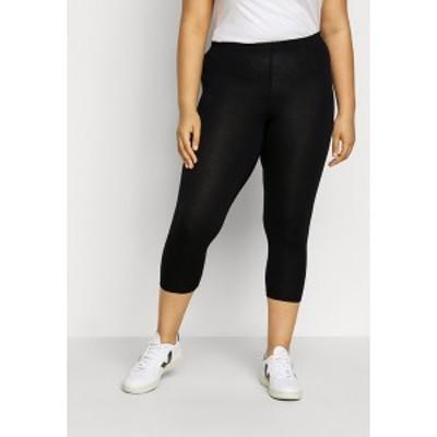 ジズ レディース レギンス ボトムス Leggings - Trousers - black black