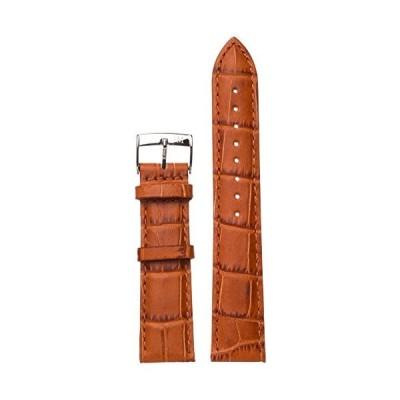 MORELLATO[モレラート] カーフ時計バンド BOLLE ボーレ 20mm ハニーブラウン 交換用工具付き [正規輸入品] X226948014