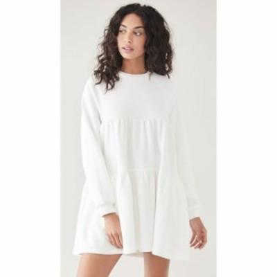 シンシア ローリー Cynthia Rowley レディース ワンピース ワンピース・ドレス Vail Cozy Swing Dress White