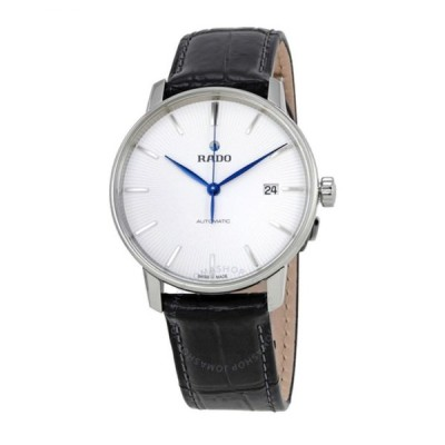 RADO/ラドー メンズ 腕時計 Coupole Classic L Silver Dial Automatic Men's Watch R22860045