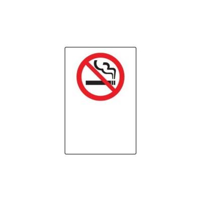 JIS規格安全標識 禁煙マーク ユニット 802-181A