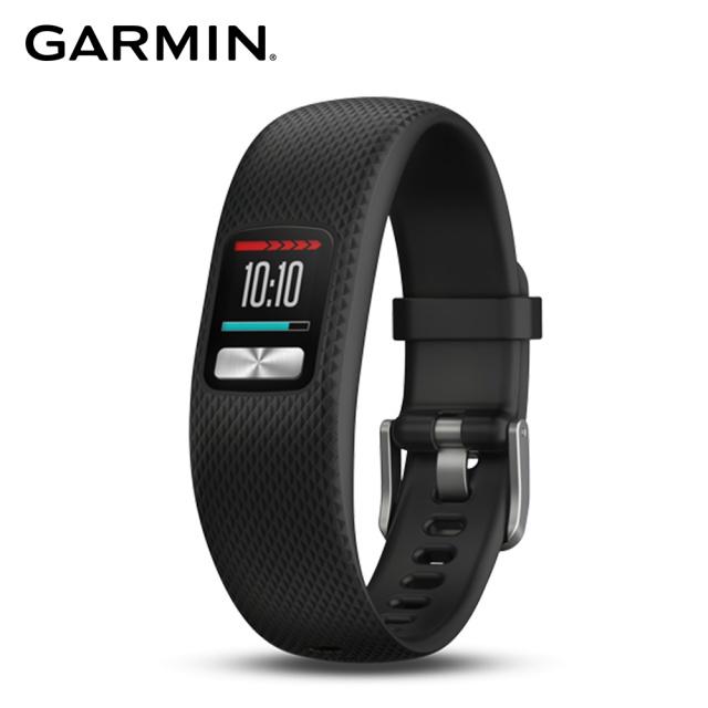 GARMIN Vivofit 4 智慧手環-黑