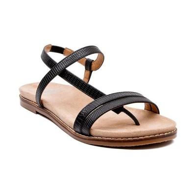 ジャンアンドザシュー レディース サンダル シューズ Holly Demi-Wedge Sandals