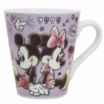 ◆ミッキー&ミニー/陶器製MUG(ディズニー)(515)