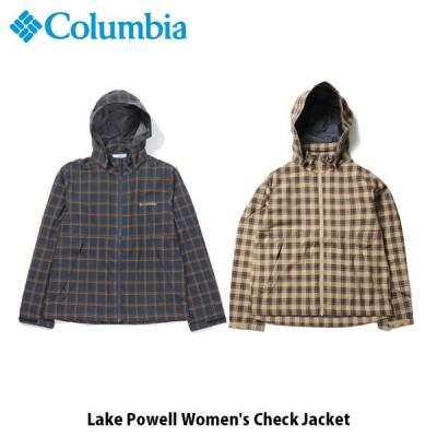 コロンビア Columbia レイクパウエルウィメンズチェックジャケット レディース ジャケット 保温 撥水 PL3220 国内正規品