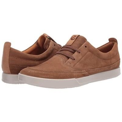 エコー Cathum Leisure Sneaker メンズ スニーカー 靴 シューズ Camel/Camel/Lion