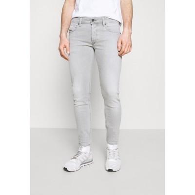 ディーゼル デニムパンツ メンズ ボトムス SLEENKER-X - Slim fit jeans - off white