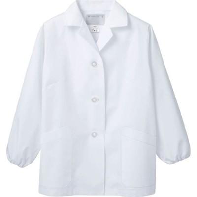 調理衣 1-421 レディース 長袖 エコ商品 抗菌 O-157対応 厨房白衣 厨房服 調理服 板前服 飲食 和食 住商モンブラン