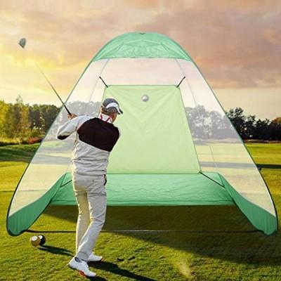 【送料無料】ゴルフ練習用ネット Golf Net Golf Practice Training Driving Chipping Hitting Net System Foldable Large Size Free Standing Golf Practise