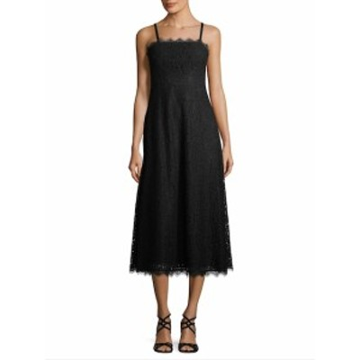 テンパーリーロンドン レディース ワンピース Lace-Fit-and-Flare Dress