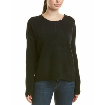 Sage  ファッション トップス Leo & Sage Wool-Blend Sweater S