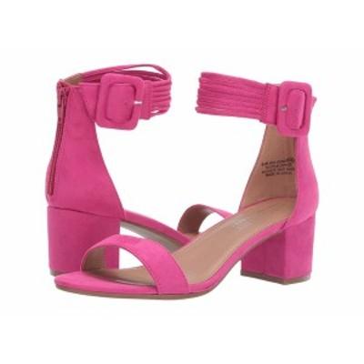 エアロソールズ レディース ヒール シューズ Martha Stewart Mid Year Pink Fabric