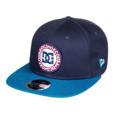 帽子 ディーシーシューズ DC Shoes Men's Speedeater Snapback Hat ADYHA03550 SODALITE BLUE