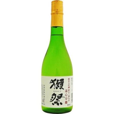 獺祭 純米大吟醸 磨き三割九分 遠心分離 720ml 【清酒:山口県】