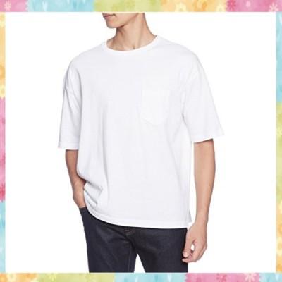 (ユナイテッドアスレ)UnitedAthle 5.6オンス ビッグシルエット Tシャツ(ポケット付) 500801[メンズ]
