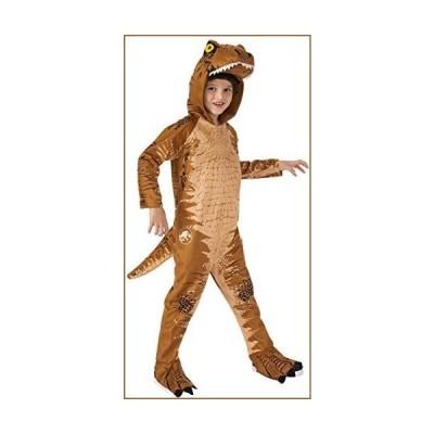 Rubies Child's T-Rex Dinosaur Oversized Costume Jumpsuit, Medium【並行輸入品】