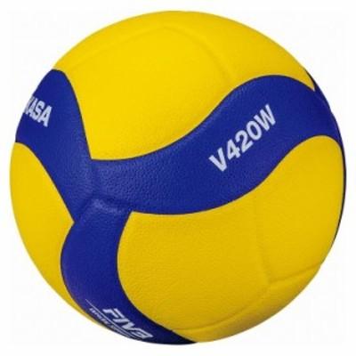 ミカサ(MIKASA) MIKASA ミカサ バレーボール4号球 練習球 V420W