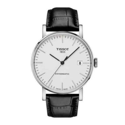 ティソ 腕時計 New TISSOT Everytime SwissMatic Whit Dial メンズ Watch T109.407.16.031.00