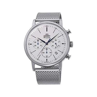 腕時計 オリエント メンズ RA-KV0402S10B Orient Classic Watch RA-KV0402S10B - Stainless Steel Gents Q