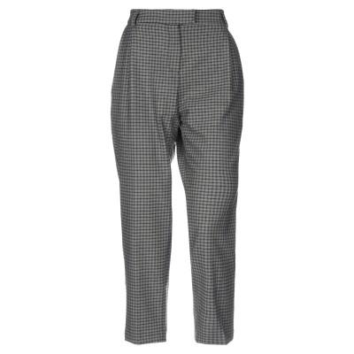 トゥルー ロイヤル TRUE ROYAL パンツ 鉛色 40 ポリエステル 53% / バージンウール 43% / ポリウレタン 4% パンツ