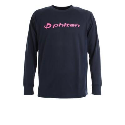 ファイテン(PHITEN)RAKUシャツ スムースドライ NVPK 3120JG35500
