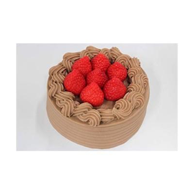 食品サンプル ホールケーキ (チョコ)