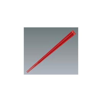 【まとめ買い10個セット品】 ハイロン 箸 H28 18cm 朱