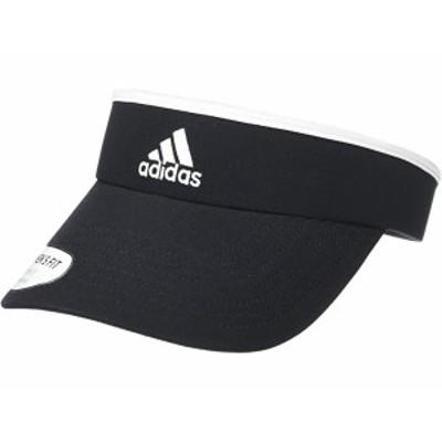 (取寄)アディダス レディース マッチ バイザー adidas Women's Match Visor Black/White