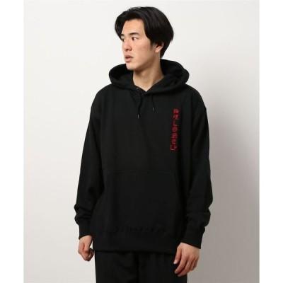 パーカー 【LONELY/論理】LONELY USHIONI HOODIE