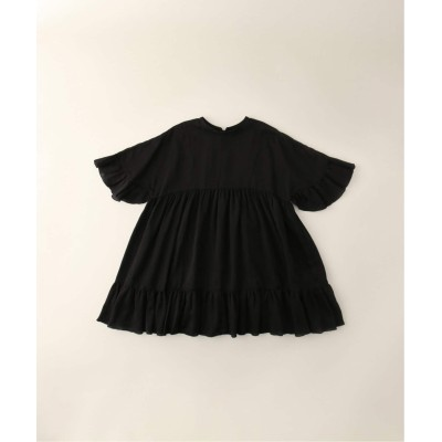 レディース 【IENA ENFANT/イエナ アンファン】フレアワンピース kids(100-130)◆ ブラック 100