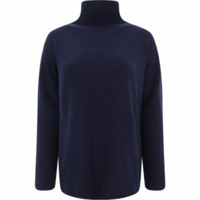 マックスマーラ Max Mara S レディース ニット・セーター トップス Gnomi Sweater Blue