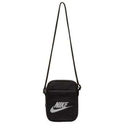 ナイキ メンズ Nike Heritage S Smit ショルダーバッグ Black/White ボディバッグ