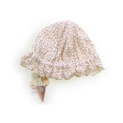 ジェラピケ gelato pique 帽子 Hat/Cap 女の子 子供服 ベビー服 キッズ