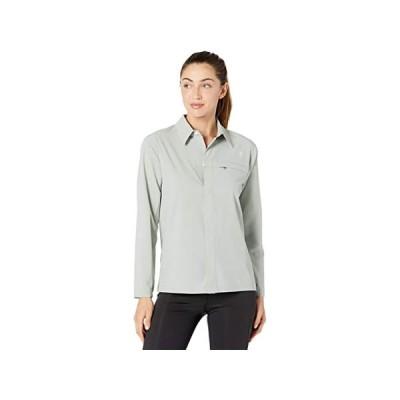 (取寄)ノースフェイス レディース ファースト トレイル UPF ロング スリーブ シャツ The North Face Women's First Trail UPF Long Sleeve Shirt Wrought I