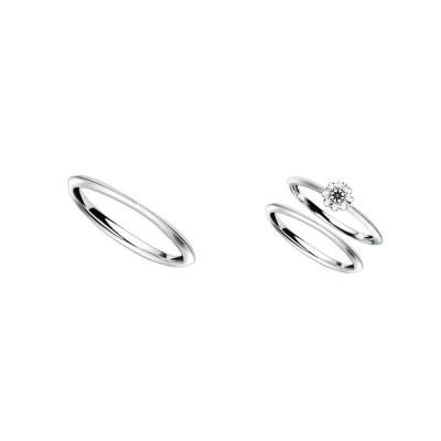 結婚指輪 Mens Rouge ルージュ 結婚指輪