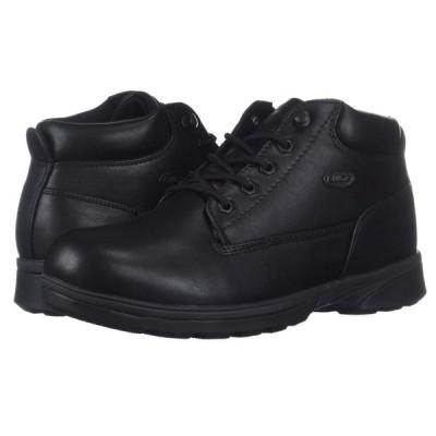 ラグズ Lugz メンズ ブーツ シューズ・靴 Drifter Zeo Mid Black